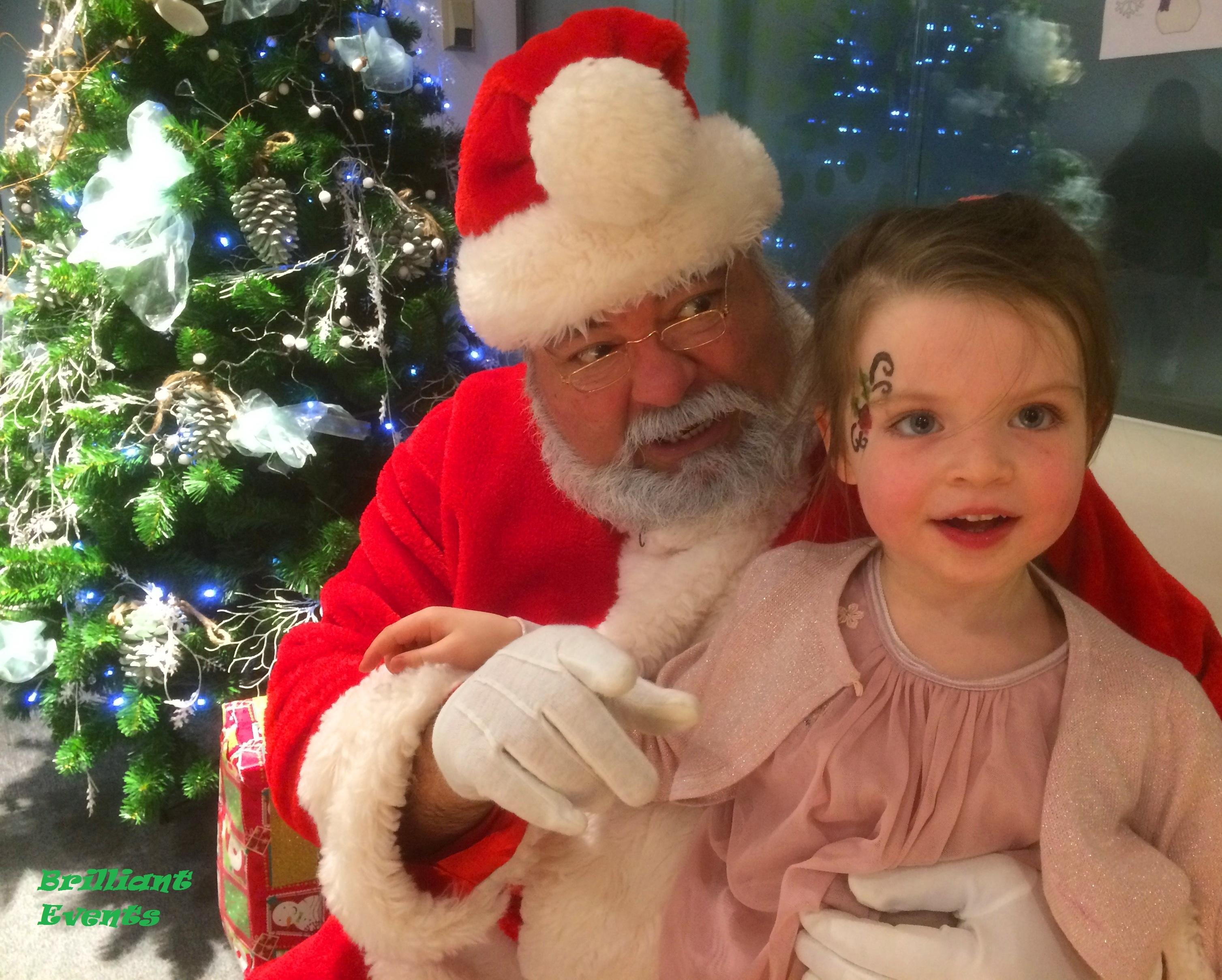 Christmas Parties Santa